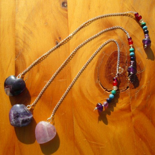 chakra dowsing pendulum