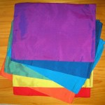 colour therapy taffeta chakra set